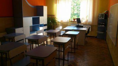 Новите класни стаи - ЦСОП Любен Каравелов - Харманли